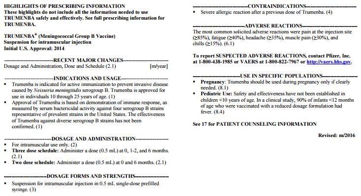 PedvaxHIB: Haemophilus b Conjugate Vaccine (Meningococcal